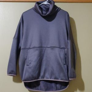 The North Face Cozy Slacker Poncho Sweatshirt